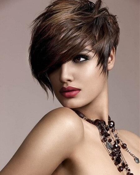 Short Hairstyles with Professional Hair Dresser