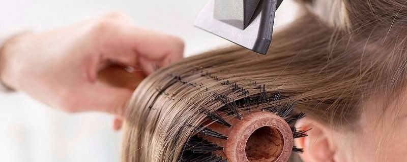 Wash and Blowout Hair Service