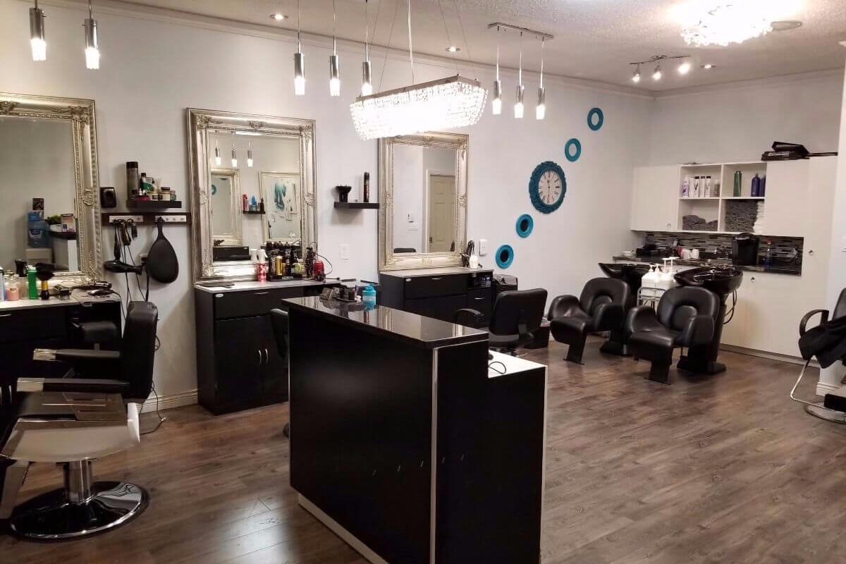 Hair Salon Victoria Sahar Hari Studio